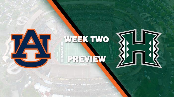 Auburn vs Hawaii