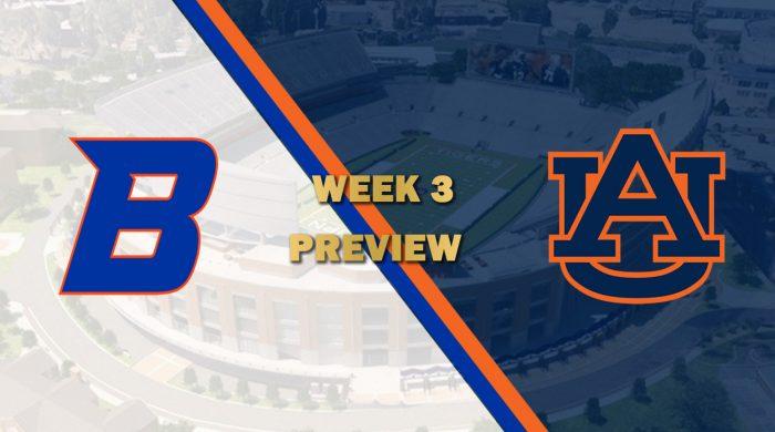Boise vs Auburn