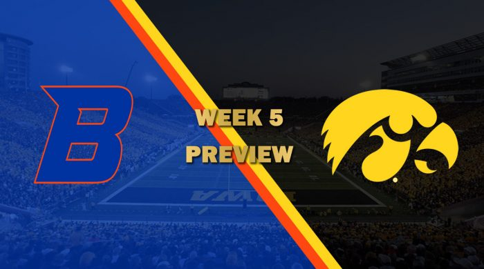 Boise vs Iowa