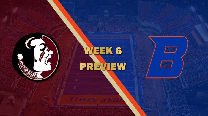 Florida State vs Boise State