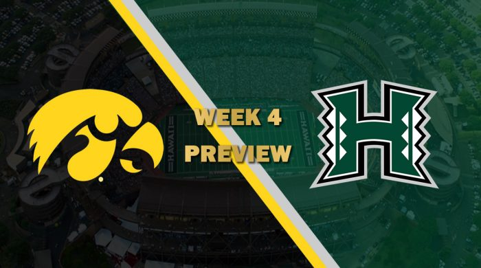 Iowa vs Hawaii