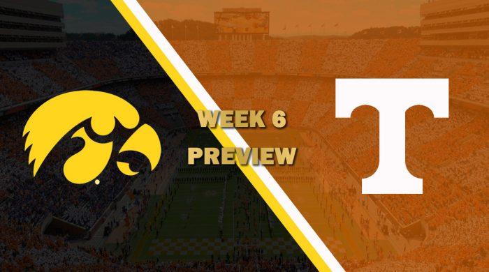 Iowa vs Tennessee