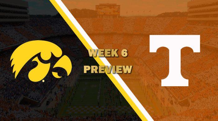 Iowa vs Tennessee
