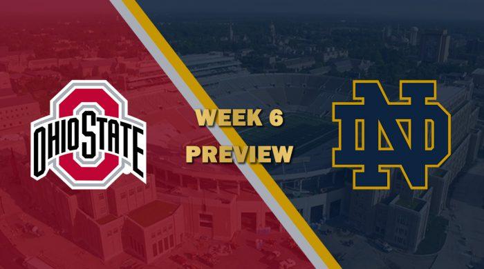 Ohio State vs Notre Dame