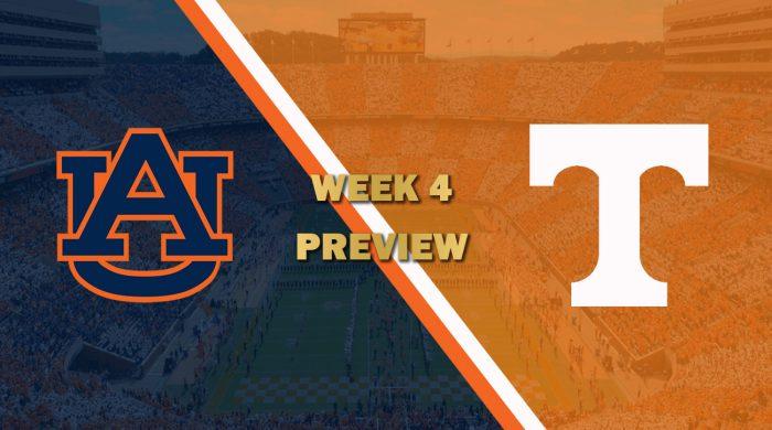 Auburn vs Tennessee