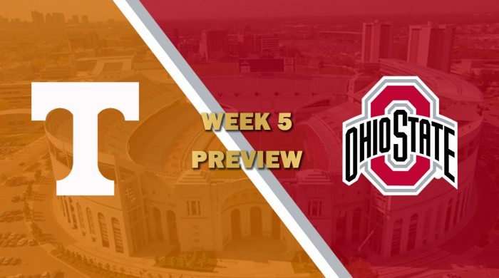 Tennessee vs Ohio State