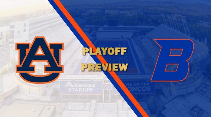 Auburn vs Boise State