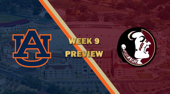 Auburn vs Florida State