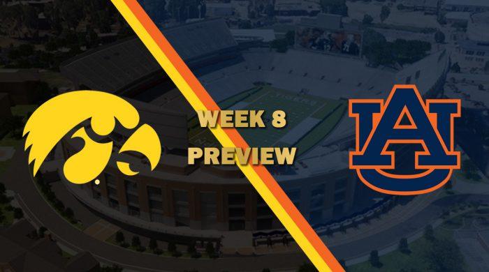 Iowa vs Auburn