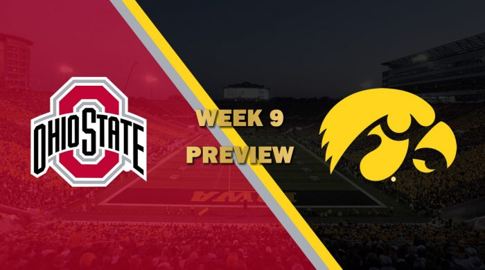 Ohio State vs Iowa