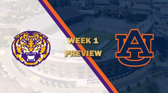 LSU vs Auburn