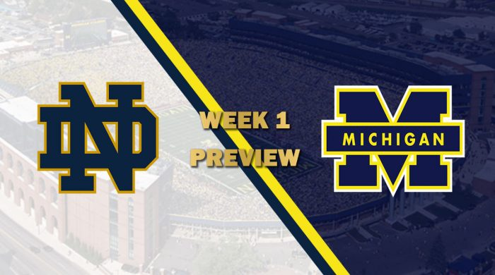 Notre Dame vs Michigan