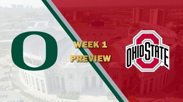 Oregon vs Ohio State