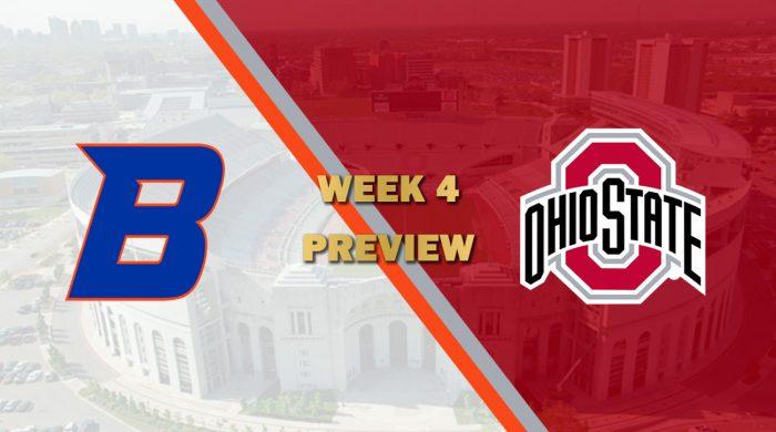 Boise State vs Ohio State