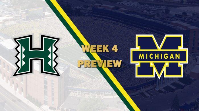 Hawaii vs Michigan