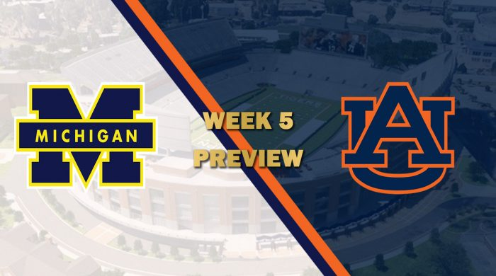 Michigan vs Auburn