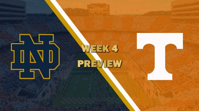 Notre Dame vs Tennessee