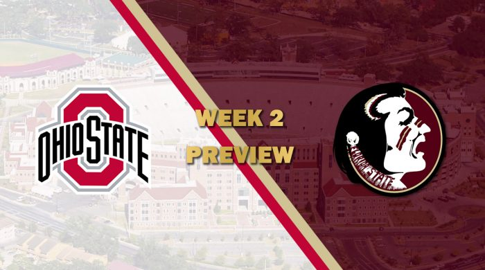 Ohio State vs Florida State