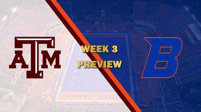 Texas A&M vs Boise State