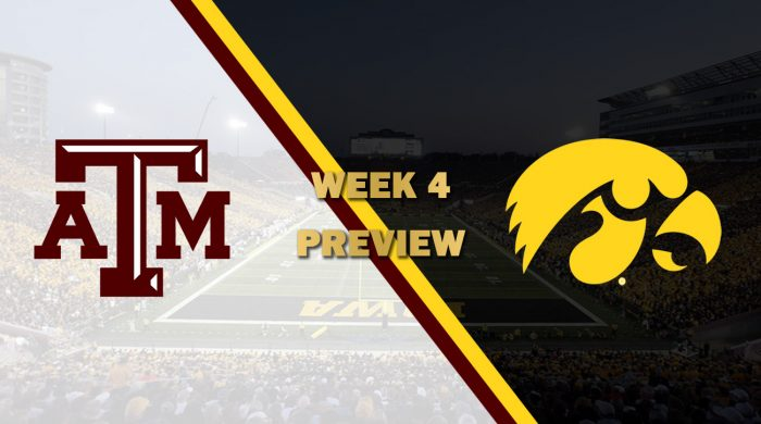 Texas A&M vs Iowa