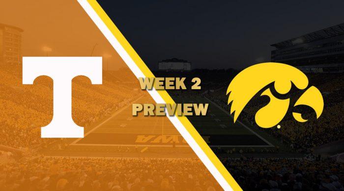 Tennessee vs Iowa