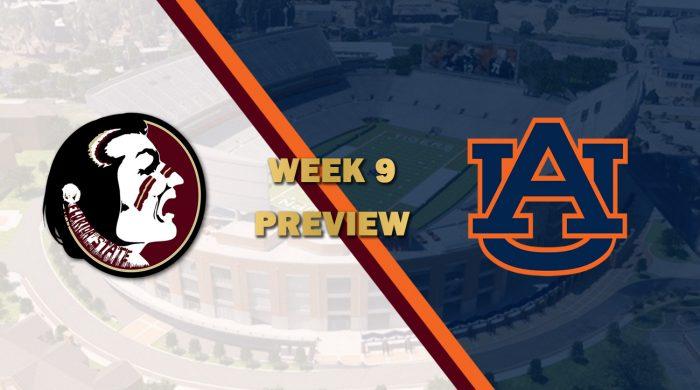 Florida State vs Auburn