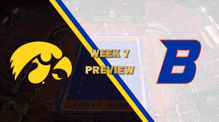 Iowa vs Boise State