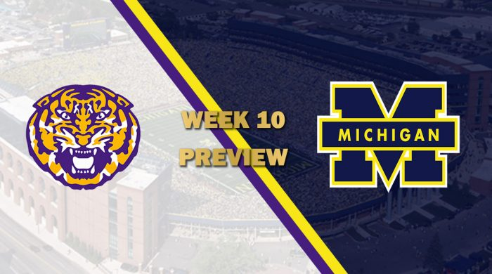 LSU vs Michigan