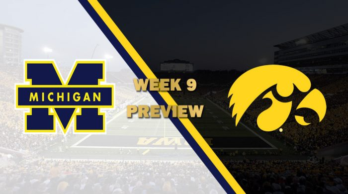 Michigan vs Iowa
