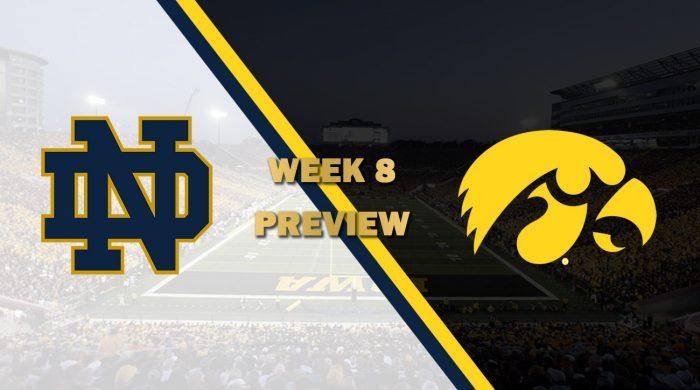Notre Dame vs Iowa