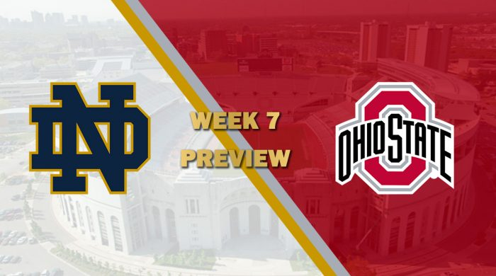 Notre Dame vs Ohio State