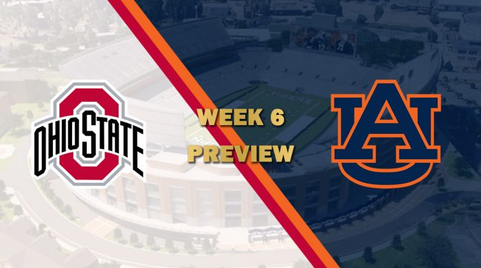 Ohio State vs Auburn