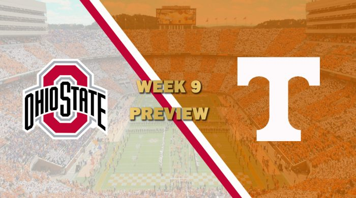 Ohio State vs Tennessee
