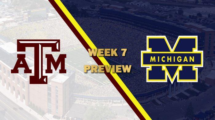 Texas A&M vs Michigan