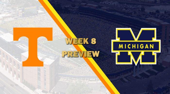 Tennessee vs Michigan