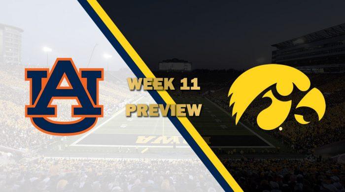 Auburn vs Iowa