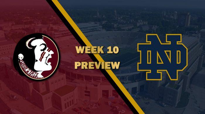 Florida State vs Notre Dame