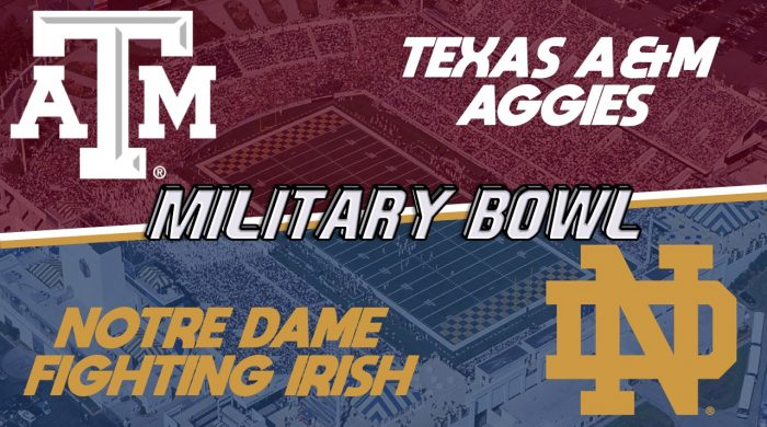 Texas A&M vs Notre Dame