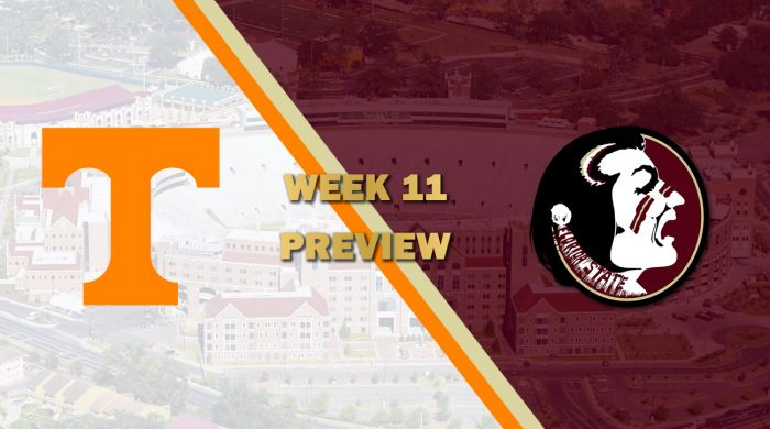 Tennessee vs Florida State